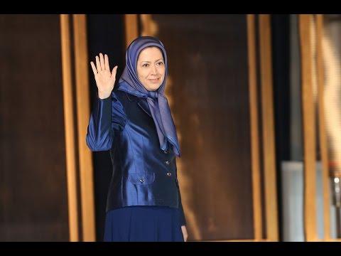 Maryam Rajavi The Iranian regime's overthrow is indisputable and inevitable