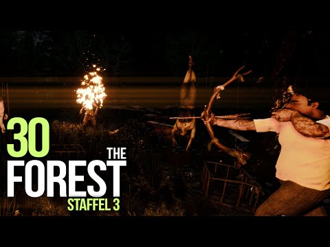 THE FOREST [S03E30] - Reh-Inkarnationen ★ Let's Survive The Forest