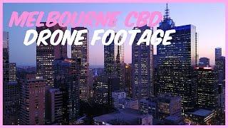 DJI Mavic Pro - Melbourne City 4k