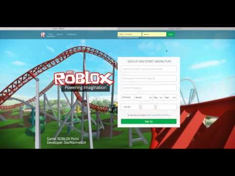 ROBLOX FREE ACCOUNT 2016! RARE ITEMS? NOT REGISTERED TO AN EMAIL?