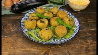 Couscous and veggie balls: an easy and delicious recipe for your next dinner!