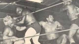 Rasslin' in Tennessee and Alabama