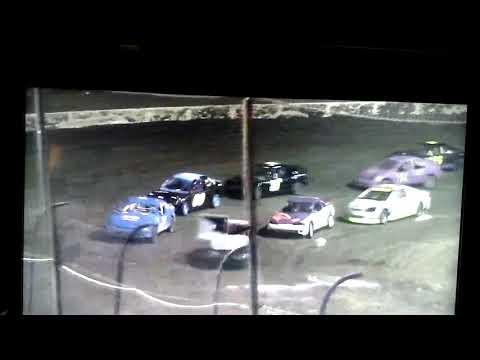 Macon Speedway Hornet heat 04-20-2019