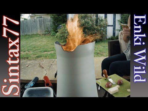 An Eco Friendly Camping Stove? - Enki Wild+ Stove Review
