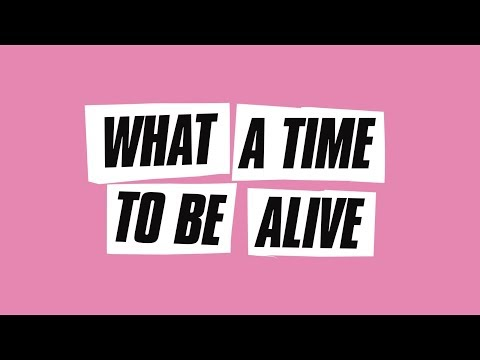 Superchunk - What a Time to Be Alive (Lyric Video)