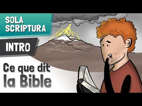 Est-ce que la Bible est la Parole de Dieu ?