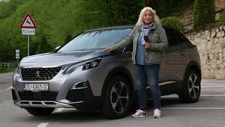 Peugeot 3008 1.6 BlueHDI 120 EAT6  test