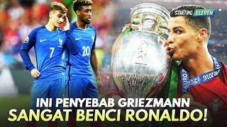 Gambar cover Mengapa Griezmann Sangat Membenci Ronaldo?