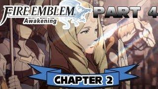 Fire Emblem Awakening Part 4 Chapter 2 34 Shepherds