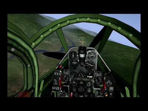 Let's Play IL-2: USAAF - Fighter 006  