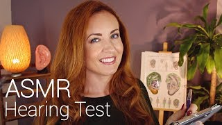 ASMR Spatial Hearing Examination 👂🏼 Ears, Tapping & Layered Sleep Sounds