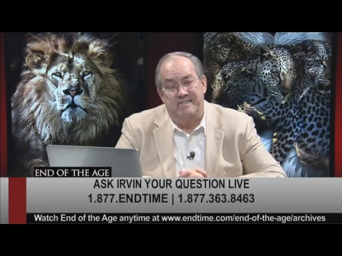 Open Line 262   Irvin Baxter   End of the Age LIVE STREAM