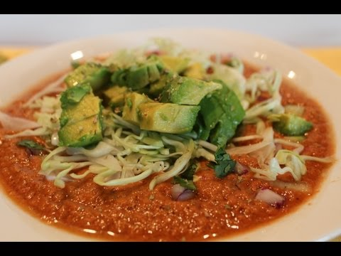 Quick and Easy Amazing High Alkaline Mexican Soup Recipe