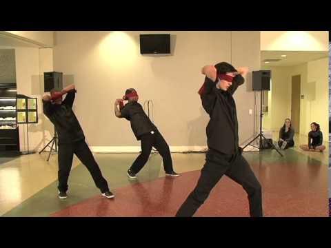 HISD Fine Arts Performance Furr H.S.  Dance Team 2014