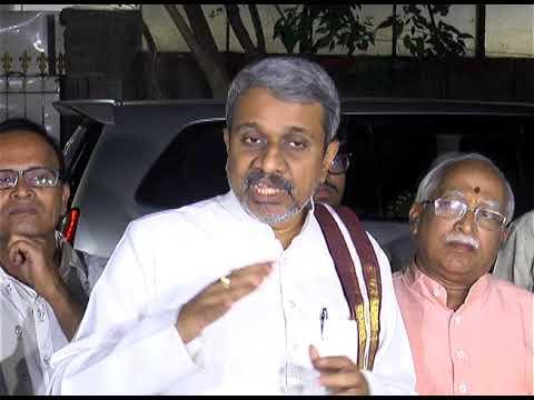 Chalasani Srinivas Rao comments on Pawan Kalyan