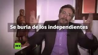 John M. Ackerman asesor de lopez obrador apoya a venezuela