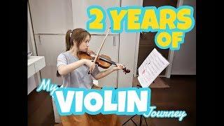 2 YEARS of My Violin Journey (Adult Beginner)