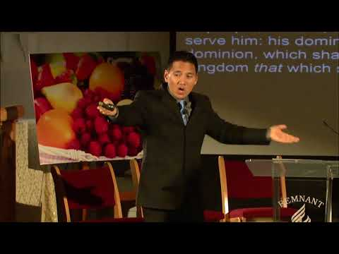 Peter Gregory   Vespers  Isaiah 58 Part 1  The Final Revelation of Christ