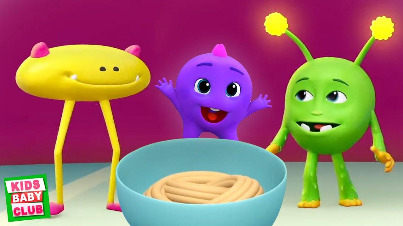 Noodles Getaway | Booya Funny Cartoon | Kids Show & Videos | Animated Shorts | Family Fun