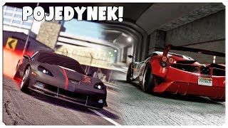NFS Payback - Corvette VS Huayra!