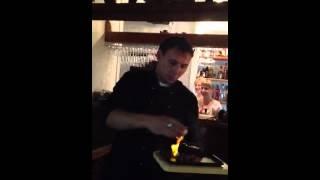 Вынос блюда в Гопаке