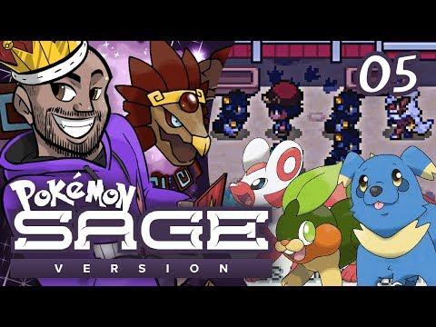 "Pokémon Sage Let's Play w/ TheKingNappy! - Ep 5 ""SWEET DREAMS"""