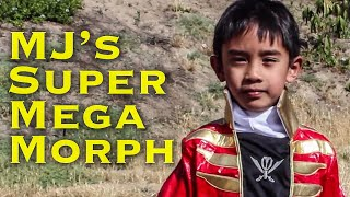 MORPH: Power Rangers KID Super Megaforce RED thumbnail