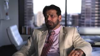 Meet Dr. Bharat Sangani