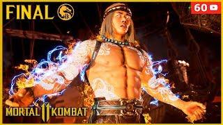 MORTAL KOMBAT 11 Modo Historia Final Español + Final Malo | Capitulo 12 Liu Kang Dios del Fuego