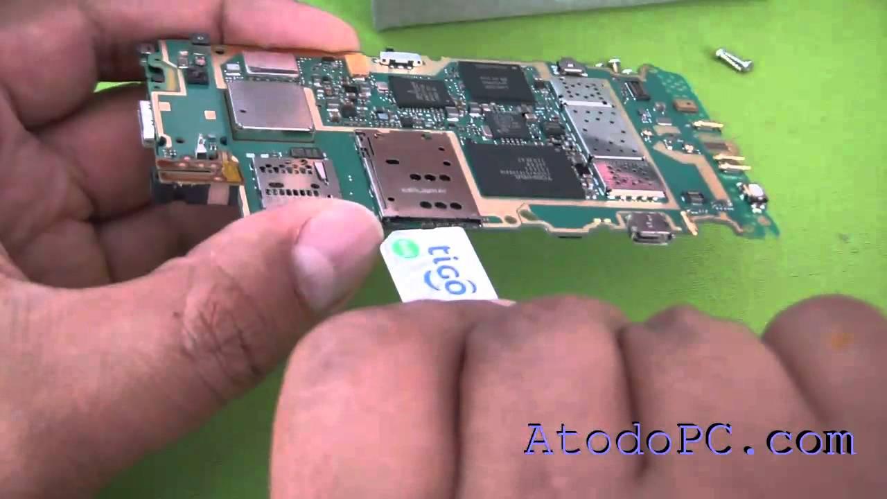 Download como desarmar desmontar abrir un celular Nokia N8