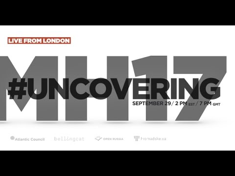 Uncovering MH17