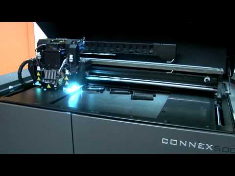 3D Printing - PolyJet - Additive Technologies