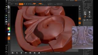 Моделирование модели для чпу