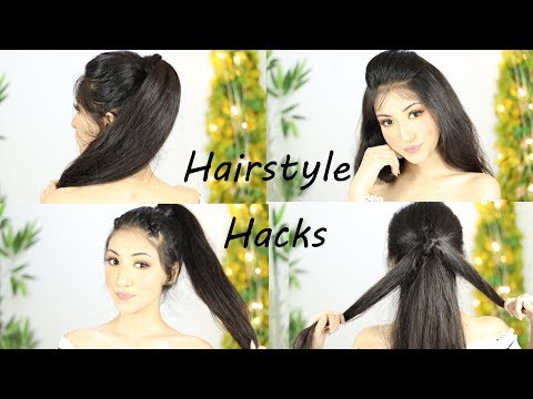 New Hairstyle Hacks And Hairstyles For Every Occasion | Long Hairstyles thumbnail