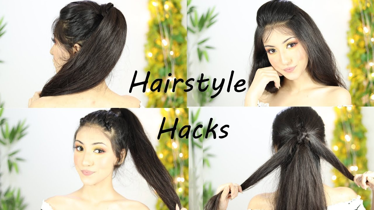 Hacks And Hairstyles For Every Occasion  Long Hairstyles