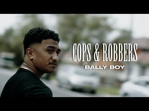 BALLY BOY - Cops & Robbers (Official Music Video)