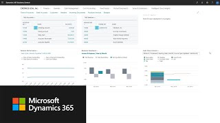 How to set up cash flow analyses with Dynamics 365 Business Central