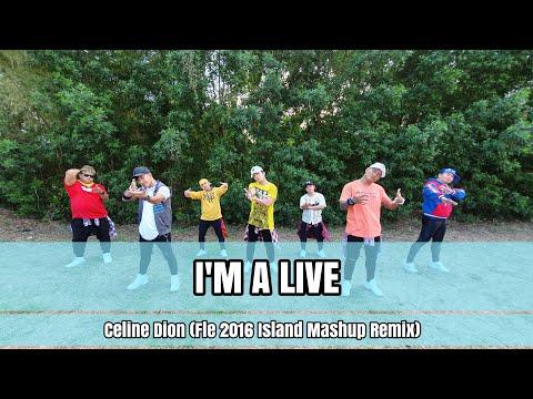 IM A LIVE By: Celine Dion (Fle 2016 Island Mashup Remix) |SOUTHVIBES|