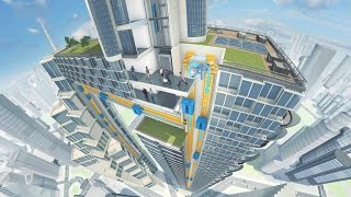 See the Futuristic Elevators That Move in Every Direction