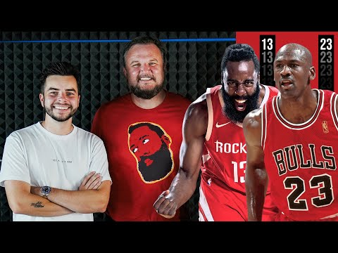 The A-Team - Morey: It's Just Factual That James Harden Is A Better Scorer Than MJ