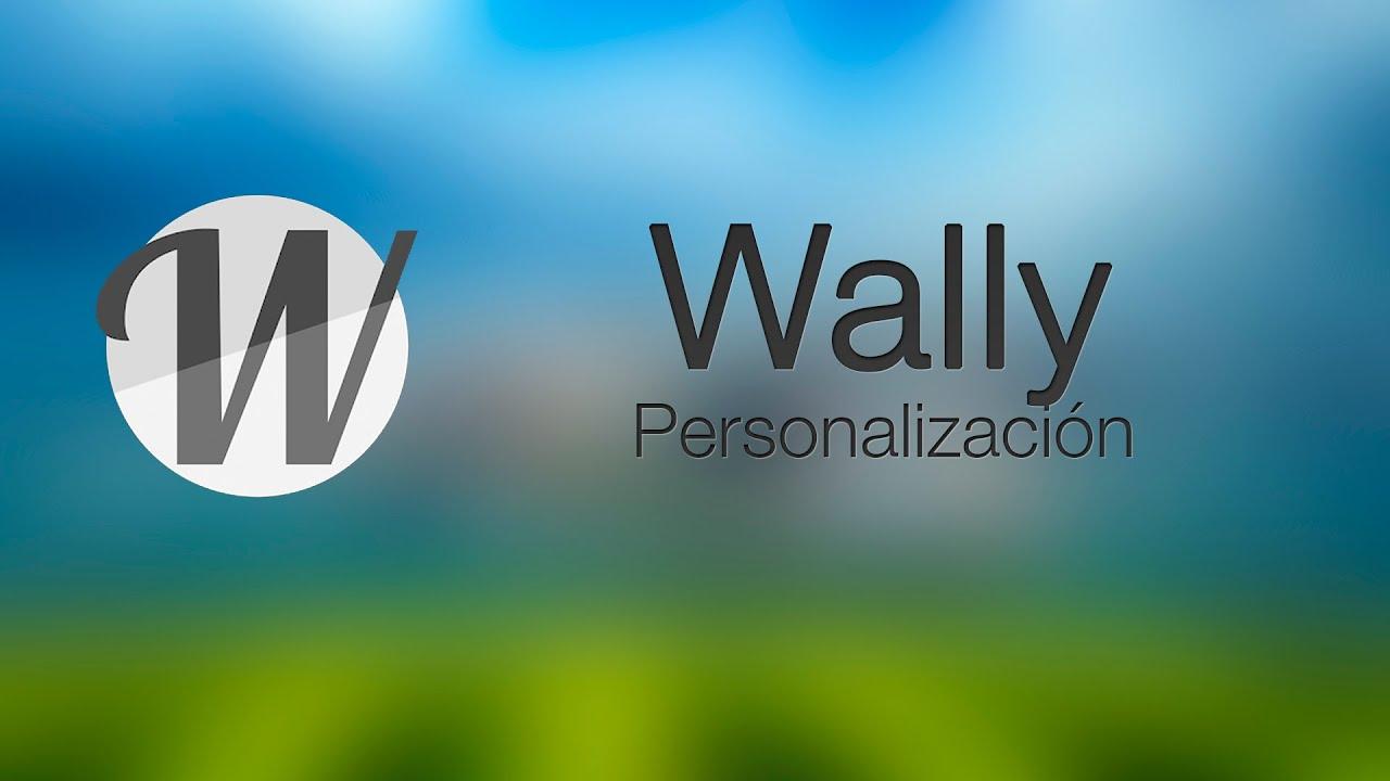 wally app wallpaper