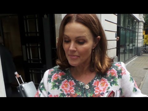 Belinda Carlisle in London 28 09 2017 (2)