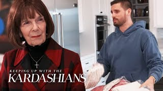 MJ Is Skeptical Of Scott Disick's 'Talentless' Clothing Line; Can He Convince Her? | KUWTK | E!