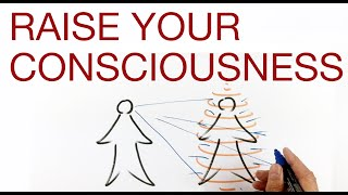 RAISE YOUR CONSCIOUSNESS explained by Hans Wilhelm