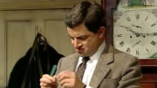 The Original Creator of Travel Sized Toiletries | Mr Bean Official
