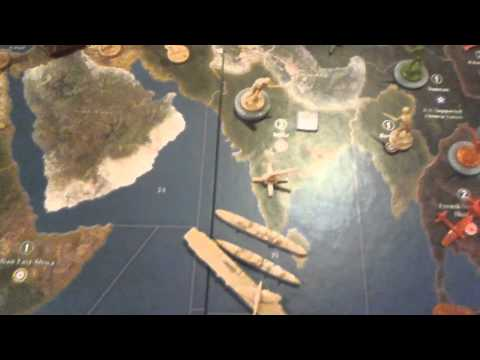 Axis & Allies 1942 Second Edition Strategy