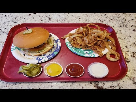 BEST BURGER PLACE IN ANCHORAGE?