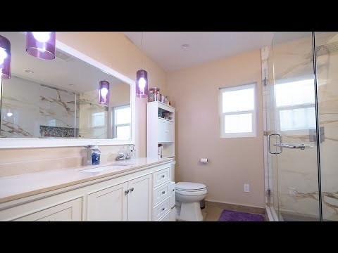 COVID-19 Didn't Slow Down This Master Bathroom Remodel - Inglewood, CA
