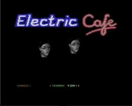 Ash & Dave - Electric Cafe - C64 Demo