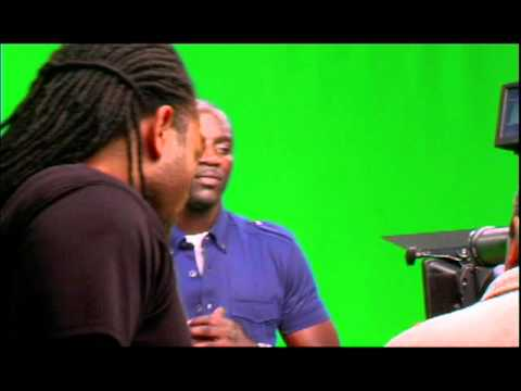 Akon Blame It On Me Behind the scenes